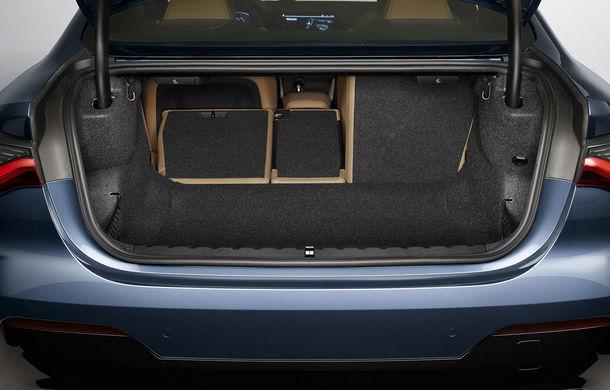 Noua generație BMW Seria 4 Coupe: design nou, tehnologii moderne și motorizări mild-hybrid cu puteri de până la 374 CP - Poza 97