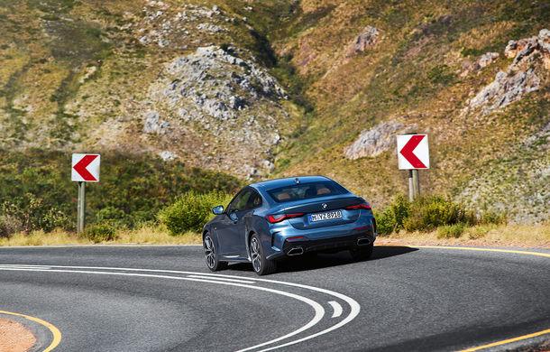 Noua generație BMW Seria 4 Coupe: design nou, tehnologii moderne și motorizări mild-hybrid cu puteri de până la 374 CP - Poza 34