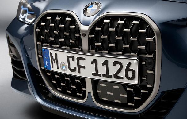 Noua generație BMW Seria 4 Coupe: design nou, tehnologii moderne și motorizări mild-hybrid cu puteri de până la 374 CP - Poza 77