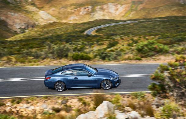 Noua generație BMW Seria 4 Coupe: design nou, tehnologii moderne și motorizări mild-hybrid cu puteri de până la 374 CP - Poza 32