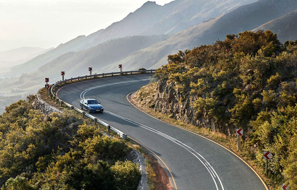 Noua generație BMW Seria 4 Coupe: design nou, tehnologii moderne și motorizări mild-hybrid cu puteri de până la 374 CP - Poza 38