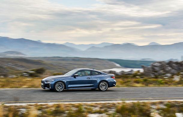Noua generație BMW Seria 4 Coupe: design nou, tehnologii moderne și motorizări mild-hybrid cu puteri de până la 374 CP - Poza 29