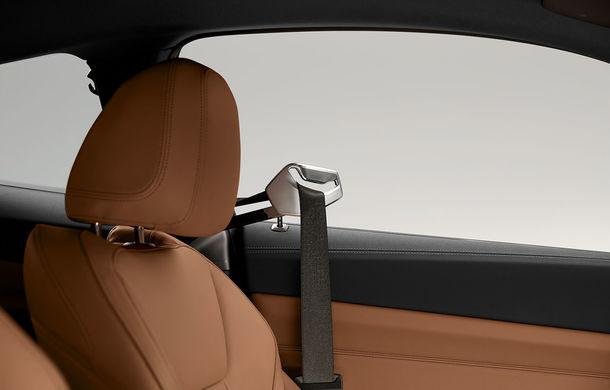 Noua generație BMW Seria 4 Coupe: design nou, tehnologii moderne și motorizări mild-hybrid cu puteri de până la 374 CP - Poza 91