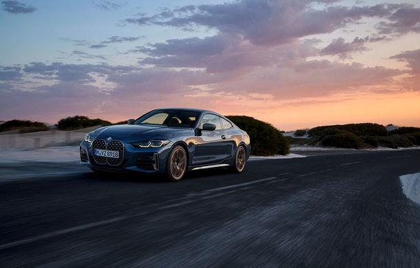 Noua generație BMW Seria 4 Coupe: design nou, tehnologii moderne și motorizări mild-hybrid cu puteri de până la 374 CP - Poza 25