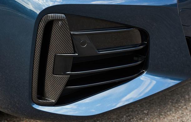 Noua generație BMW Seria 4 Coupe: design nou, tehnologii moderne și motorizări mild-hybrid cu puteri de până la 374 CP - Poza 57