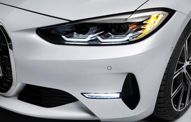 Noua generație BMW Seria 4 Coupe: design nou, tehnologii moderne și motorizări mild-hybrid cu puteri de până la 374 CP - Poza 76