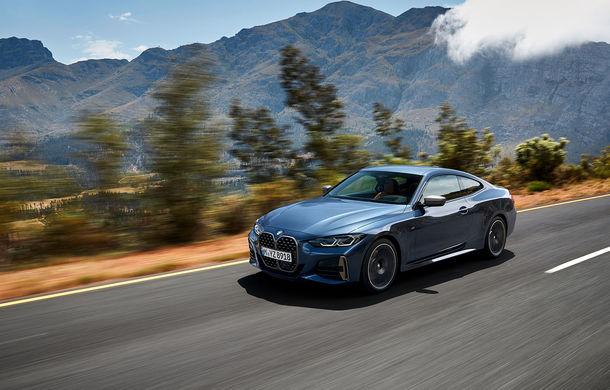 Noua generație BMW Seria 4 Coupe: design nou, tehnologii moderne și motorizări mild-hybrid cu puteri de până la 374 CP - Poza 11