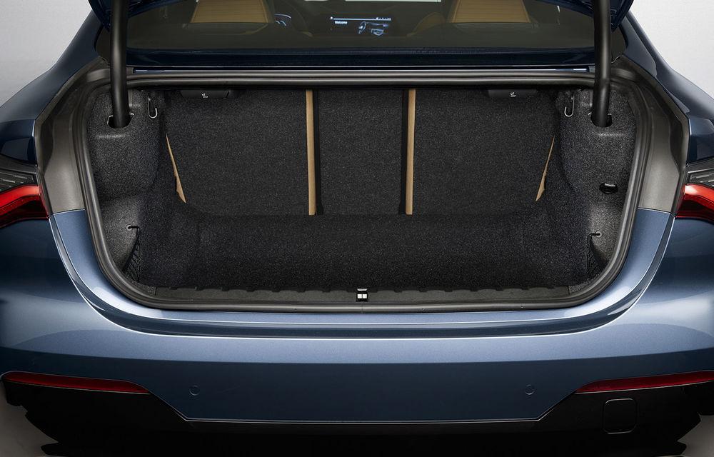Noua generație BMW Seria 4 Coupe: design nou, tehnologii moderne și motorizări mild-hybrid cu puteri de până la 374 CP - Poza 96