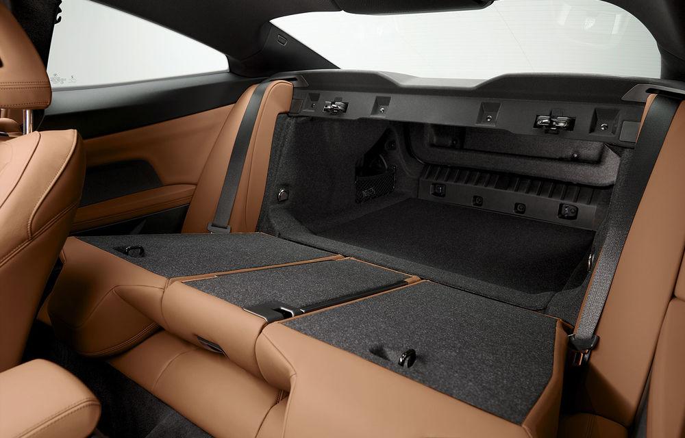 Noua generație BMW Seria 4 Coupe: design nou, tehnologii moderne și motorizări mild-hybrid cu puteri de până la 374 CP - Poza 88