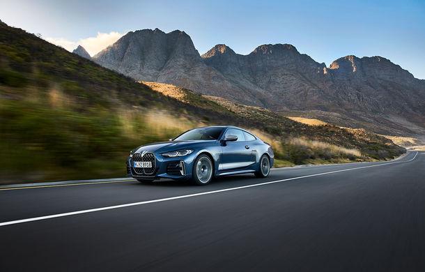 Noua generație BMW Seria 4 Coupe: design nou, tehnologii moderne și motorizări mild-hybrid cu puteri de până la 374 CP - Poza 14