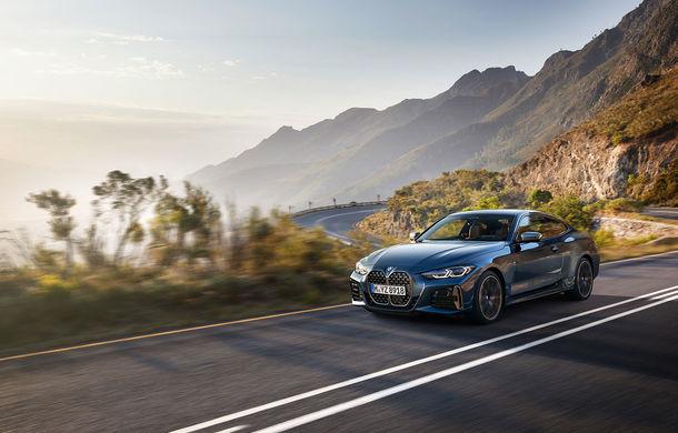 Noua generație BMW Seria 4 Coupe: design nou, tehnologii moderne și motorizări mild-hybrid cu puteri de până la 374 CP - Poza 7