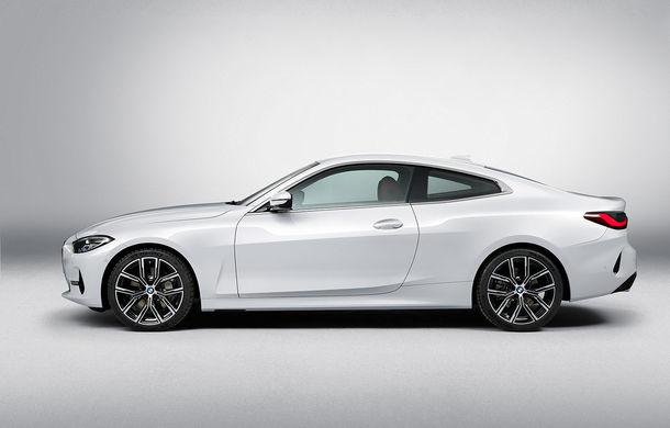 Noua generație BMW Seria 4 Coupe: design nou, tehnologii moderne și motorizări mild-hybrid cu puteri de până la 374 CP - Poza 74