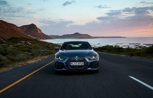 Noua generație BMW Seria 4 Coupe: design nou, tehnologii moderne și motorizări mild-hybrid cu puteri de până la 374 CP - Poza 26