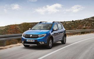 Dacia Sandero a fost cea mai înmatriculată mașină în Spania în luna mai: hatckback-ul de la Mioveni a avut 1.570 de clienți noi