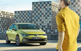 Volkswagen Golf, cel mai înmatriculat model în Europa în luna aprilie: doar 13 modele au înregistrat creșteri