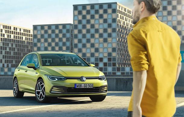 Volkswagen Golf, cel mai înmatriculat model în Europa în luna aprilie: doar 13 modele au înregistrat creșteri - Poza 1