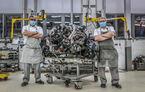 Final de carieră pentru motorul V8 de 6.75 de litri produs de Bentley: arhitectura propulsorului este folosită din 1959