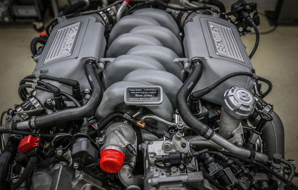 Final de carieră pentru motorul V8 de 6.75 de litri produs de Bentley: arhitectura propulsorului este folosită din 1959 - Poza 3
