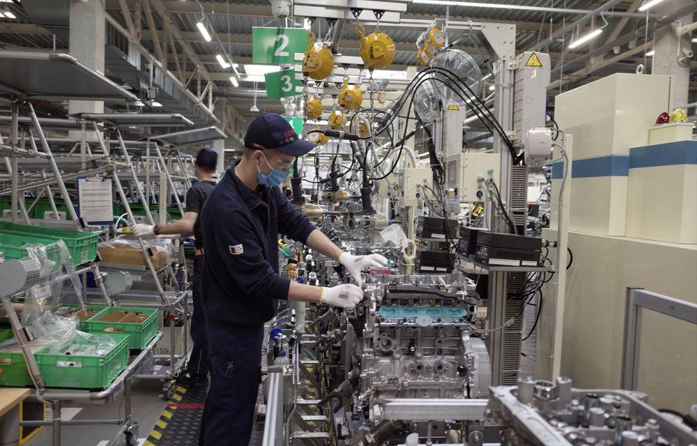 Toyota a demarat producția noului motor pe benzină de 1.5 litri la uzina din Polonia: propulsorul este parte componentă a sistemului hibrid folosit pe Yaris și Yaris Cross - Poza 2
