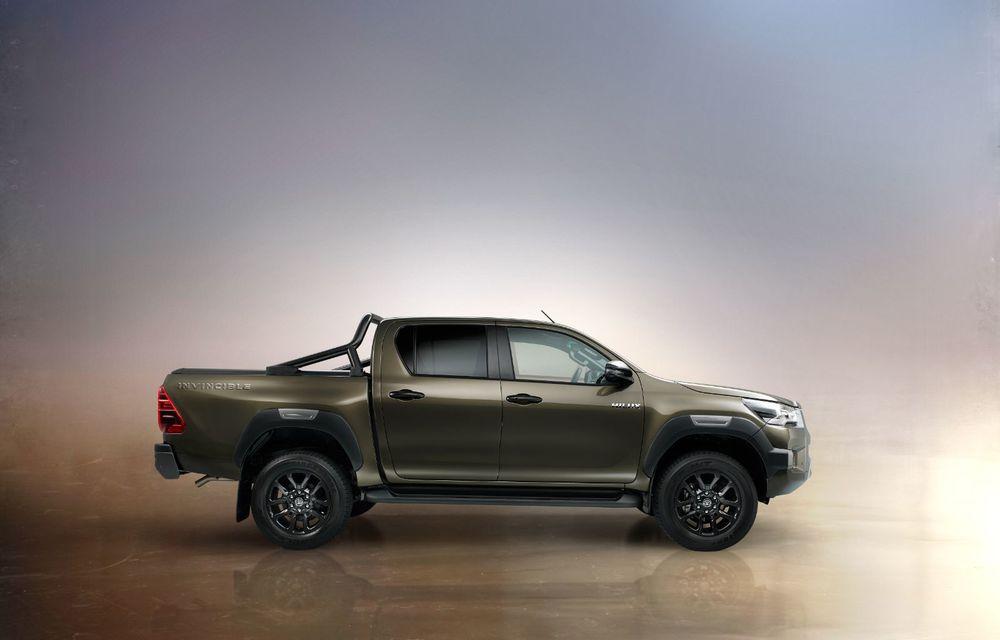Toyota lansează Hilux facelift: modificări estetice, suspensii îmbunătățite și un nou motor diesel de 2.8 litri cu 204 CP - Poza 3