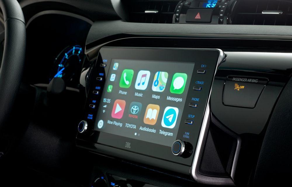 Toyota lansează Hilux facelift: modificări estetice, suspensii îmbunătățite și un nou motor diesel de 2.8 litri cu 204 CP - Poza 22