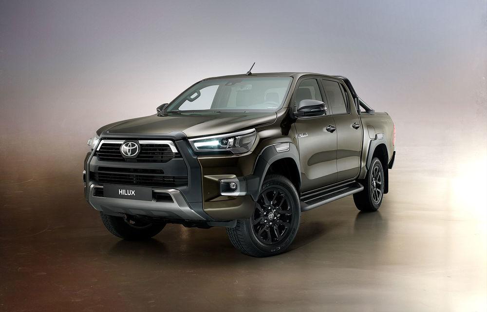 Toyota lansează Hilux facelift: modificări estetice, suspensii îmbunătățite și un nou motor diesel de 2.8 litri cu 204 CP - Poza 1