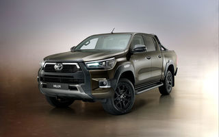 Toyota lansează Hilux facelift: modificări estetice, suspensii îmbunătățite și un nou motor diesel de 2.8 litri cu 204 CP