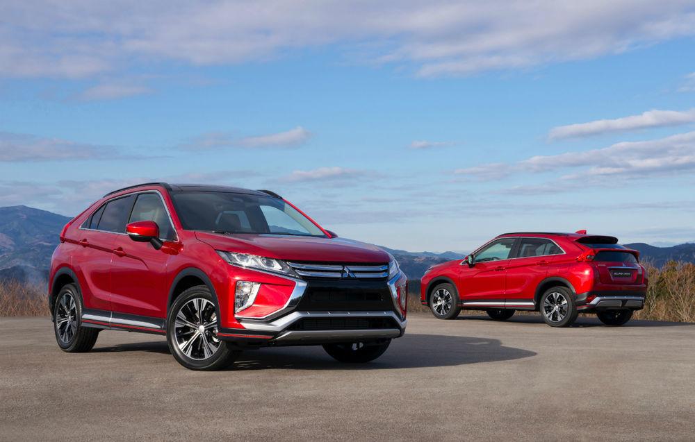 Informații neoficiale: Mitsubishi Eclipse Cross facelift va avea versiune plug-in hybrid și va fi prezentat în iunie - Poza 1