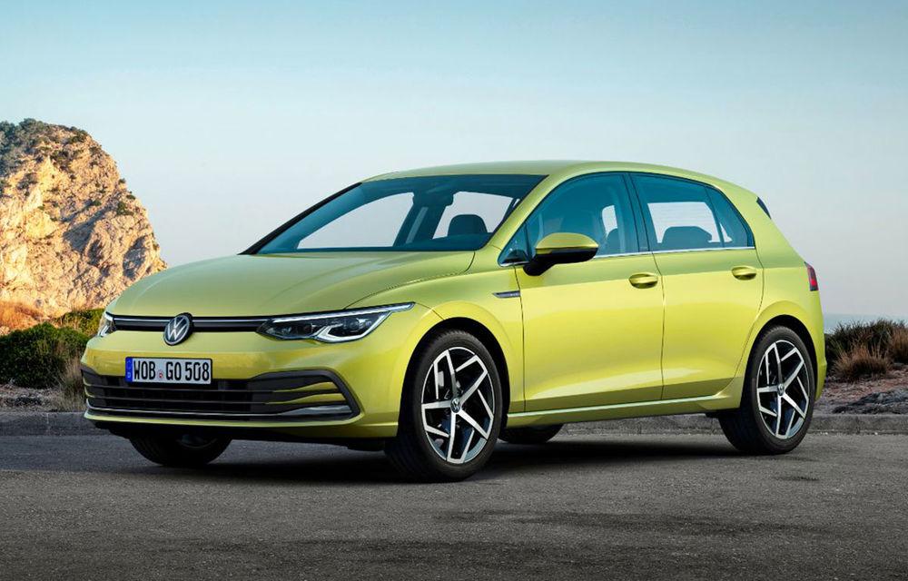 "Volkswagen a reluat livrările lui Golf 8: ""Am rezolvat problema software"" - Poza 1"