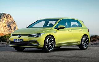 "Volkswagen a reluat livrările lui Golf 8: ""Am rezolvat problema software"""