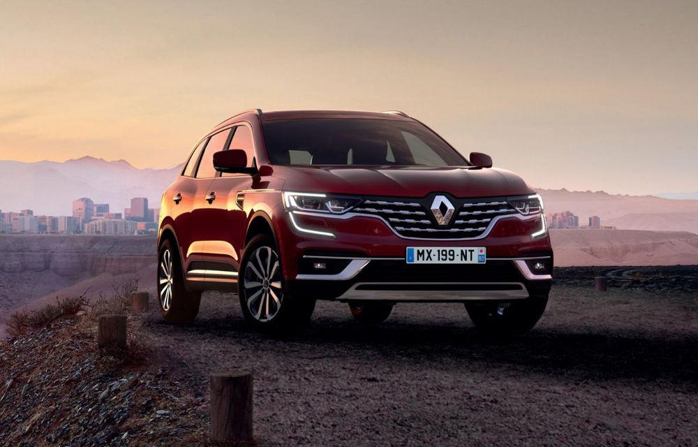 Renault confirmă că SUV-ul Koleos va primi o nouă generație: modelul va avea și o versiune electrificată - Poza 1