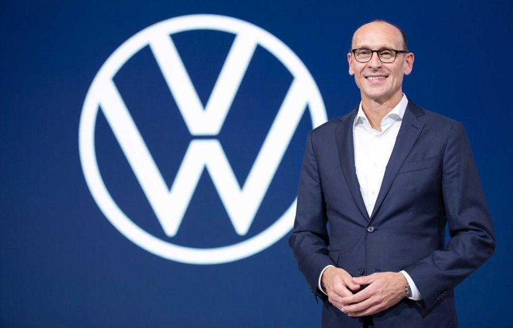 Volkswagen are un nou director de brand: Ralf Brandstätter preia funcția de la Herbert Diess - Poza 1