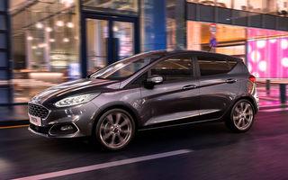 Îmbunătățiri pentru Ford Fiesta: versiuni mild-hybrid la 48V și o nouă transmisie automată cu șapte trepte