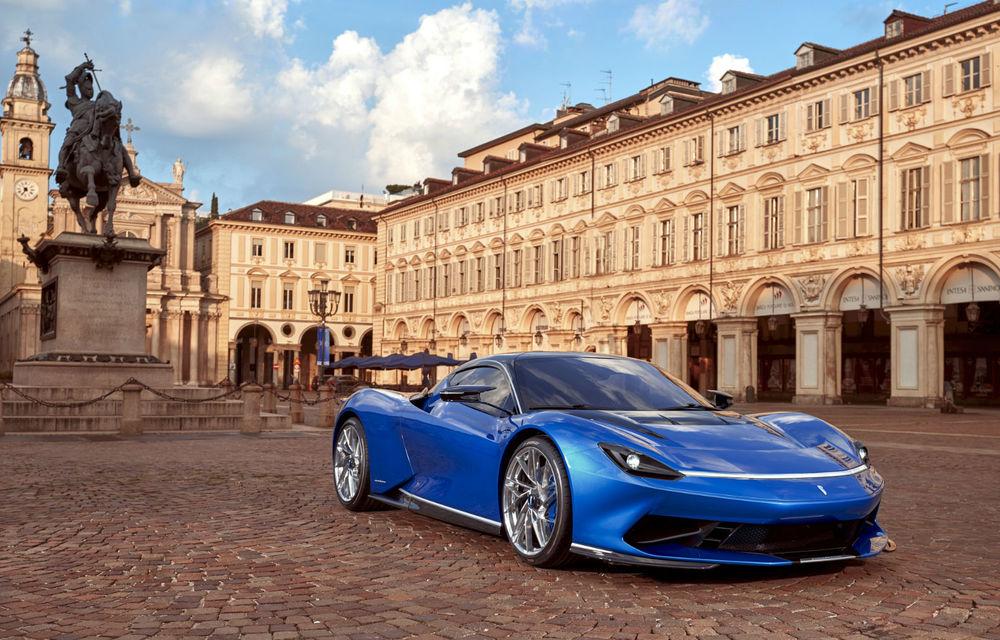 """Primele exemplare Pininfarina Battista vor ajunge la clienți până la sfârșitul anului: """"Planurile noastre includ și alte modele electrice"""" - Poza 1"""