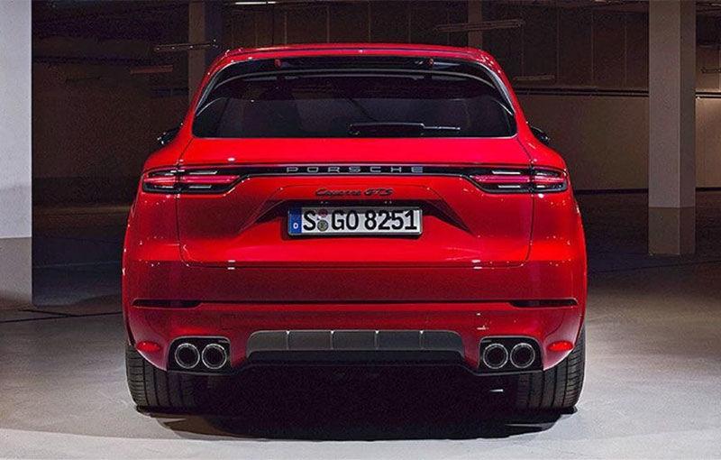 "Imagini cu Porsche Cayenne GTS și Cayenne Coupe GTS, ""scăpate"" pe internet: versiunile vor fi echipate cu motorul V8 de 4.0 litri - Poza 1"