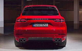 """Imagini cu Porsche Cayenne GTS și Cayenne Coupe GTS, """"scăpate"""" pe internet: versiunile vor fi echipate cu motorul V8 de 4.0 litri"""