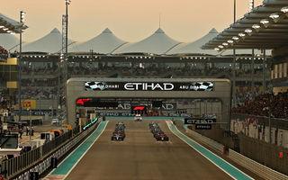 Primele detalii despre sezonul non-european al Formulei 1: China, Bahrain, Abu Dhabi și Rusia vor să organizeze câte două curse
