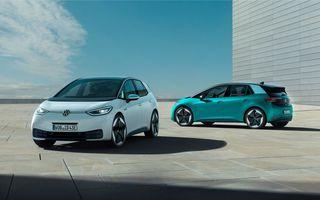 Livrările lui Volkswagen ID.3 încep în septembrie: primii clienți nu vor putea utiliza inițial App Connect și o funcție a sistemului Head-Up Display