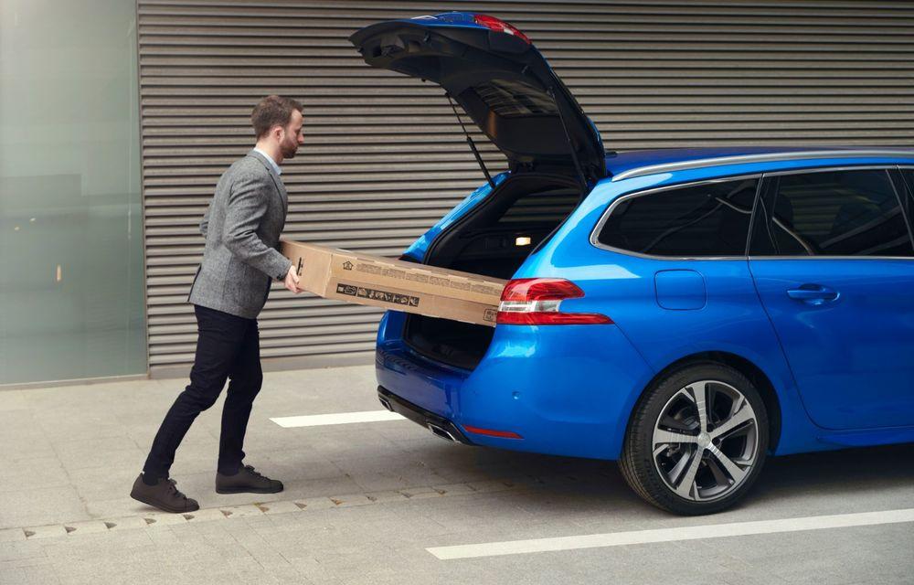 Îmbunătățiri pentru actualul Peugeot 308 facelift: culoare nouă de caroserie și instrumentar digital de bord de 10 inch - Poza 15