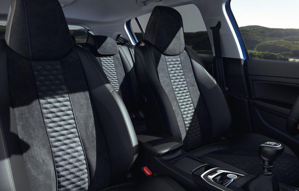 Îmbunătățiri pentru actualul Peugeot 308 facelift: culoare nouă de caroserie și instrumentar digital de bord de 10 inch - Poza 23
