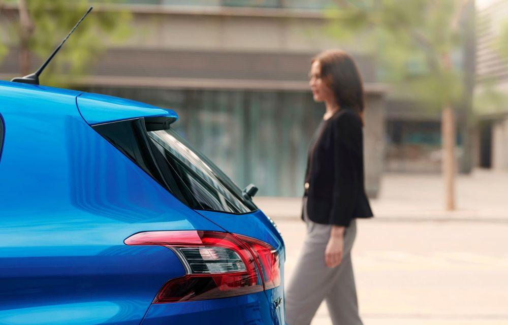 Îmbunătățiri pentru actualul Peugeot 308 facelift: culoare nouă de caroserie și instrumentar digital de bord de 10 inch - Poza 13