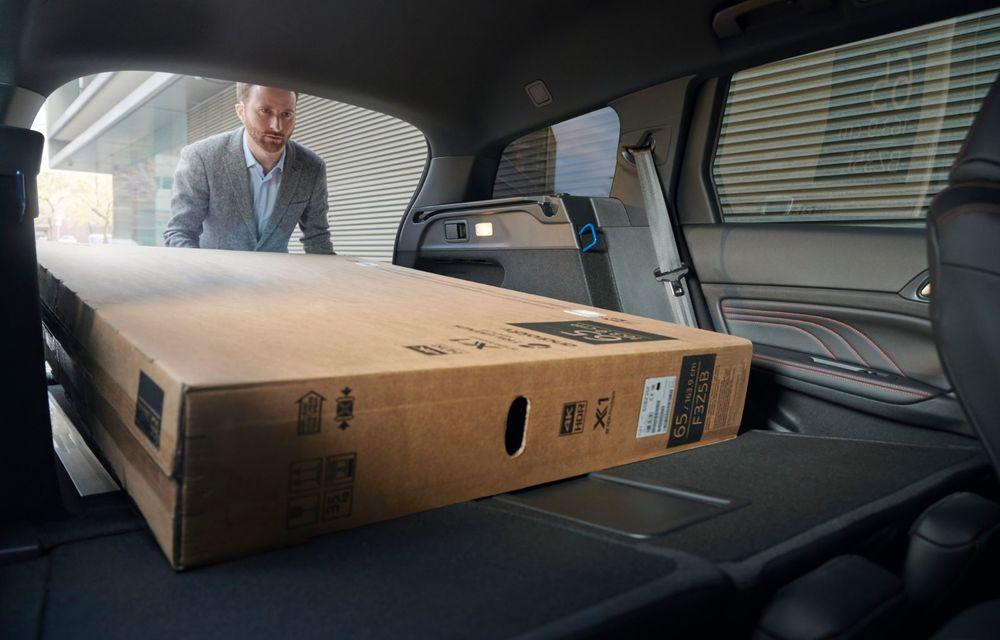 Îmbunătățiri pentru actualul Peugeot 308 facelift: culoare nouă de caroserie și instrumentar digital de bord de 10 inch - Poza 16