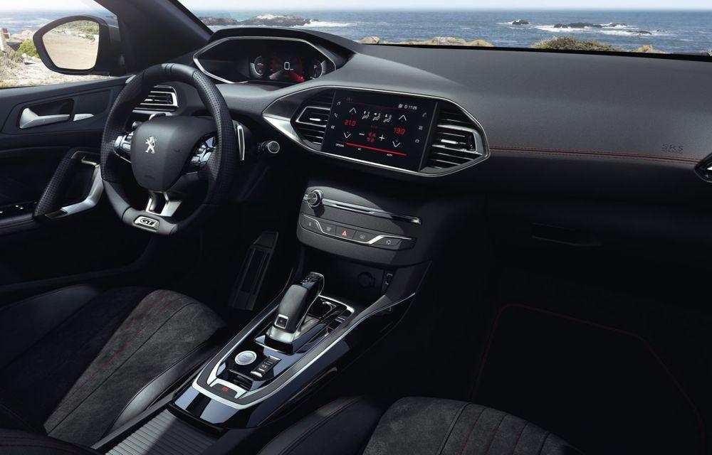 Îmbunătățiri pentru actualul Peugeot 308 facelift: culoare nouă de caroserie și instrumentar digital de bord de 10 inch - Poza 19