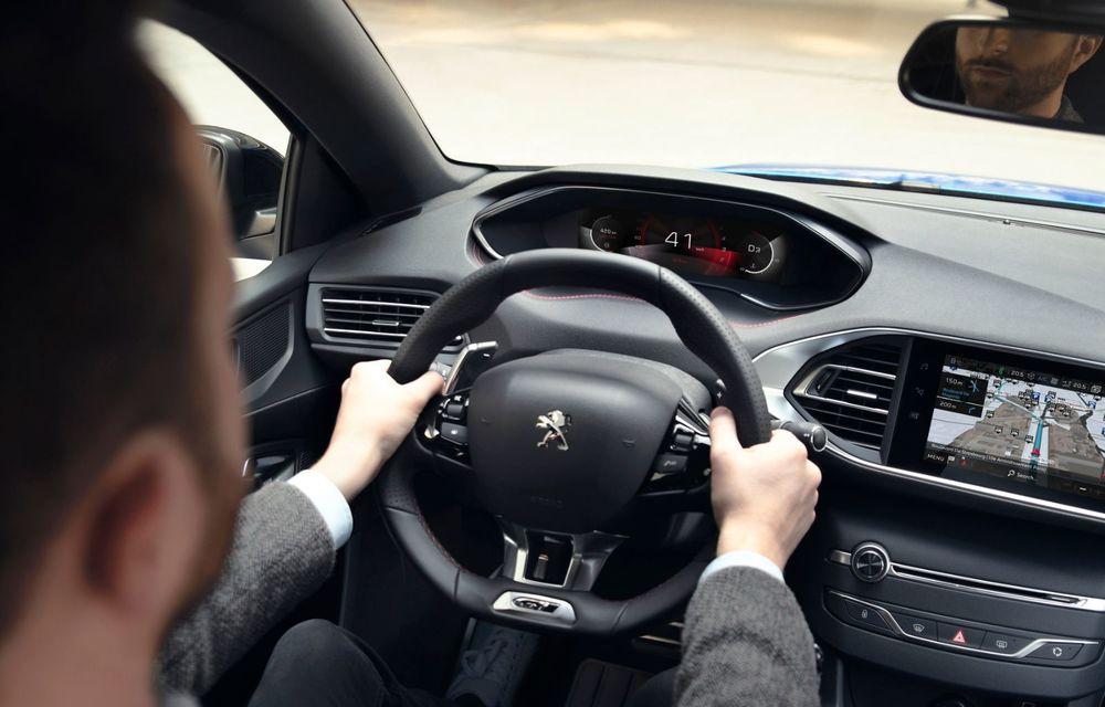 Îmbunătățiri pentru actualul Peugeot 308 facelift: culoare nouă de caroserie și instrumentar digital de bord de 10 inch - Poza 21