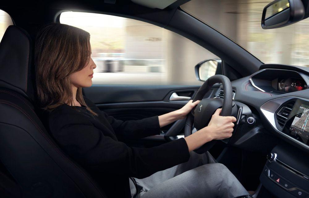 Îmbunătățiri pentru actualul Peugeot 308 facelift: culoare nouă de caroserie și instrumentar digital de bord de 10 inch - Poza 20