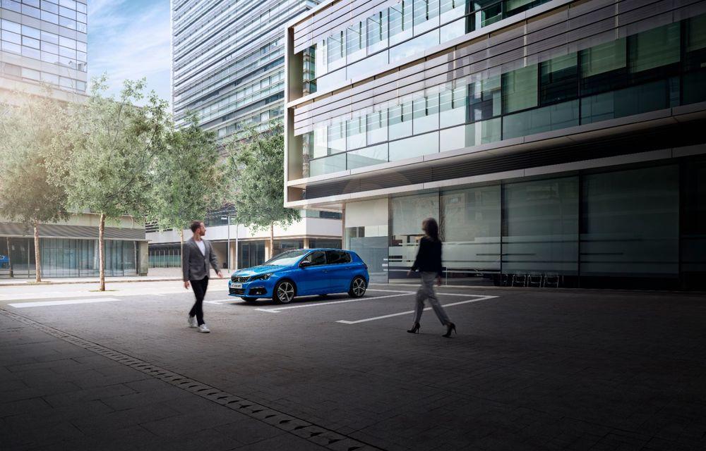 Îmbunătățiri pentru actualul Peugeot 308 facelift: culoare nouă de caroserie și instrumentar digital de bord de 10 inch - Poza 9
