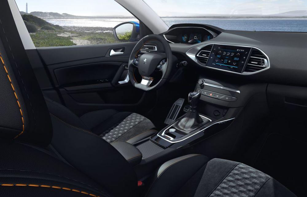 Îmbunătățiri pentru actualul Peugeot 308 facelift: culoare nouă de caroserie și instrumentar digital de bord de 10 inch - Poza 18