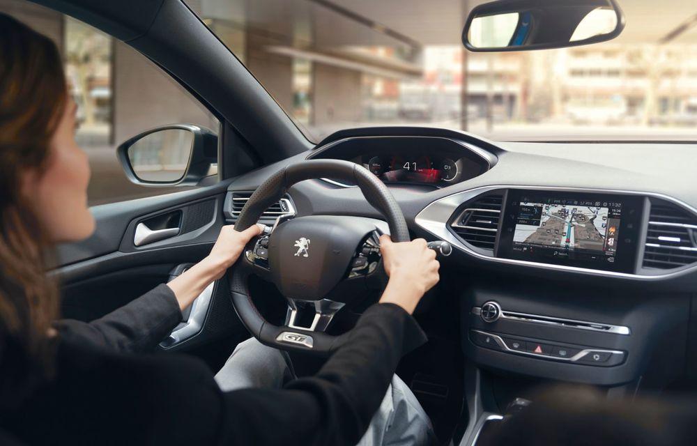Îmbunătățiri pentru actualul Peugeot 308 facelift: culoare nouă de caroserie și instrumentar digital de bord de 10 inch - Poza 22