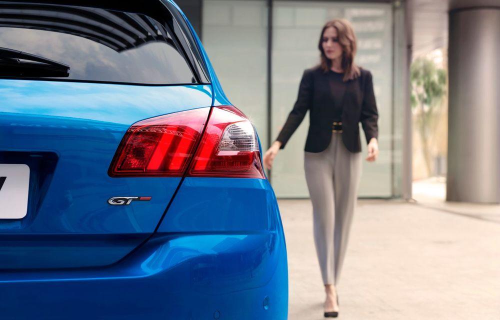 Îmbunătățiri pentru actualul Peugeot 308 facelift: culoare nouă de caroserie și instrumentar digital de bord de 10 inch - Poza 14