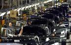 Producția auto națională în luna mai: uzinele Dacia și Ford au asamblat aproape 30.000 de mașini, în scădere cu 39%